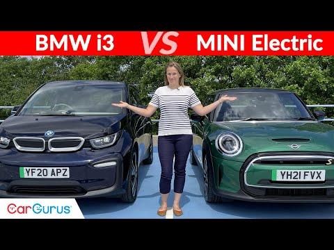 2021 BMW i3 vs MINI Electric: Which is the best small, premium EV?   CarGurus UK