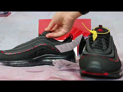 Nike Air Max 97 OG KAPPA HD Review