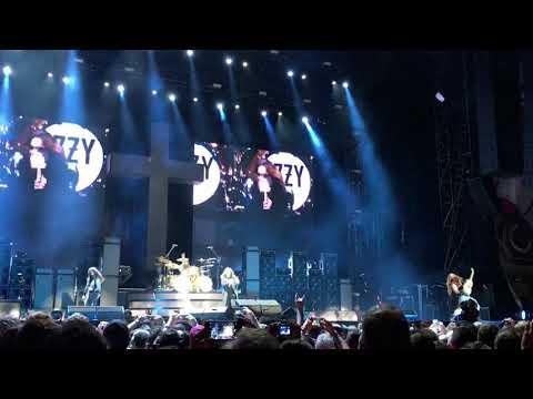 Ozzy Osbourne - Bark at the Moon - Download Madrid 30.6.2018 live