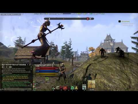 Updated] My ESO Cyrodil PVP POV (videos) — Elder Scrolls Online