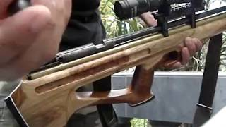 Bullpup airgun from Philippines 1