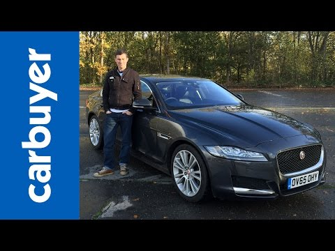 Jaguar XF in-depth review - Carbuyer
