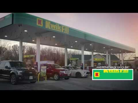2018-02 Kwik Fill Driving America TV Commercial 10 Sec