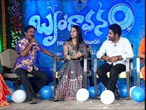 Brindavanam Kajal Team Vs Samantha Team 3