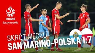 San Marino 1-7 Poland Pekan 5
