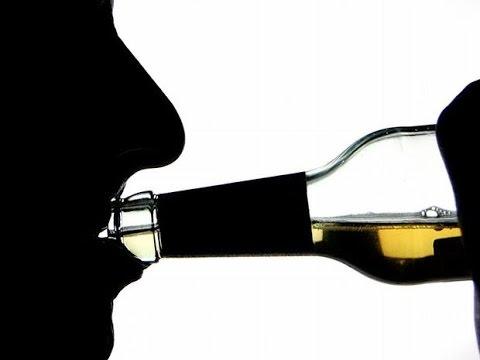 Bodibilding und des Alkoholismus