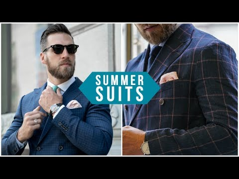 4 Ways To Wear Suits In Summer || Men's Fashion 2018 Mp3