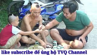 TVQ #11[đi ăn trộm gà nhà thằng béo cho thằng beo ăn và cái kết cười vỡ bụng]TVQ Channel