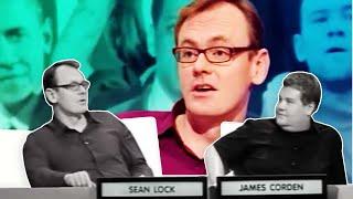 James Corden In Tears | Best of Sean Lock | Big Fat Quiz | Dead Parrot