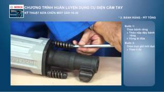 Kladivo sekaci Bosch GSH 16-30 - servis 2 (Vetnam)