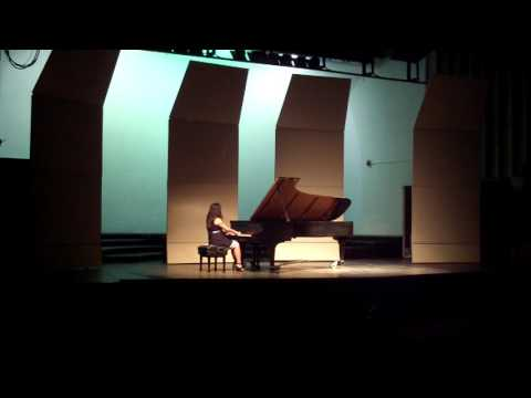 Beethoven -- Sonata in C Minor. Op 10 No 1 3rd movement.