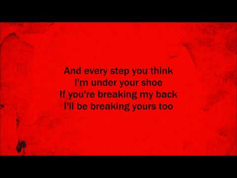 Me against you - Three Days Grace (Lyrics)