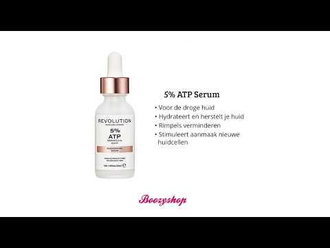 Revolution Skincare Revolution Skincare 5% ATP Serum