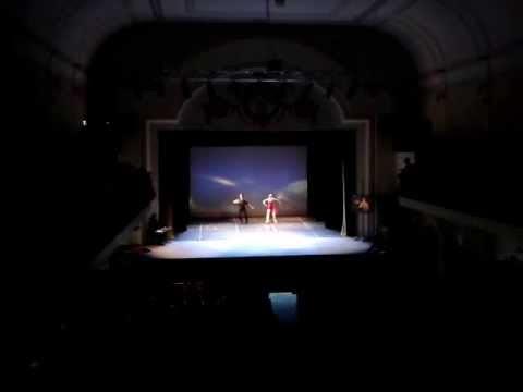 """Rīgas Baleta Teātris / Raimonds Pauls """"Dvēseles stīgas"""""""