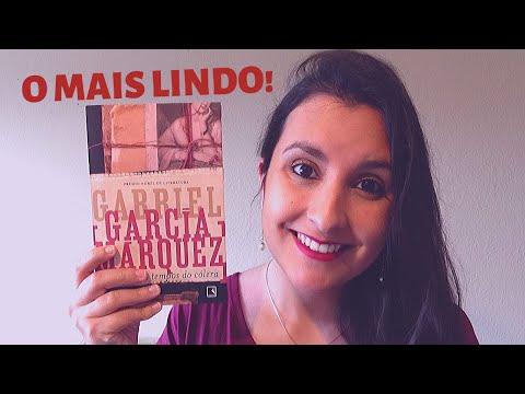 [LEIA LATINOS] O AMOR NOS TEMPOS DO CÓLERA (Gabriel García Márquez) | Canal Jéssica Mattos