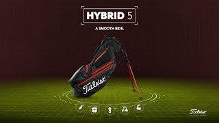 Hybrid 5 Stand Bag-video