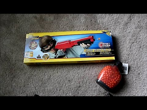 JT Splatmaster Review, Unboxing and Shooting! Awesome Paintball Marker!