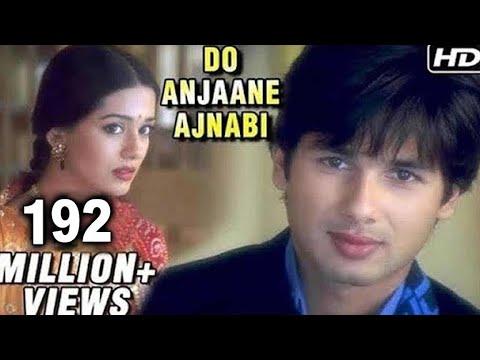 Download Do Anjaane Ajnabi - Vivah - Shahid Kapoor, Amrita Rao - Old Hindi Romantic Songs HD Mp4 3GP Video and MP3