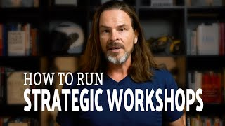 Selling Strategy | How To Run A Strategy Workshop For Clients