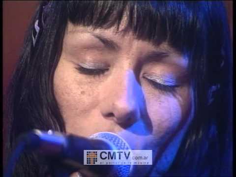María Gabriela Epumer video Señorita Corazón - CM Vivo 1998