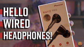 NO Headphone Jack, NO Problem! Pioneer Rayz Pro Review!