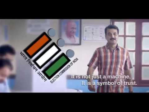 EVM / VVPAT Awareness Video Clip