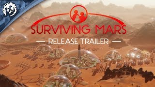 Surviving Mars: Deluxe Upgrade Pack Youtube Video