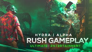 🔴PUBG MOBILE LIVE : OP GAMEPLAY INCOMING!!    H¥DRA   Alpha 😋
