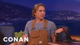 Dax Shepard Caught A Guy Driving A Car & Watching Porn Simultaneously  - CONAN on TBS