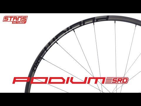 Stan's NoTubes Podium SRD Wheelset