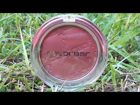 Colorbar cheek illusion blush review, bridal makeup matte blusher, blusher for indian brides
