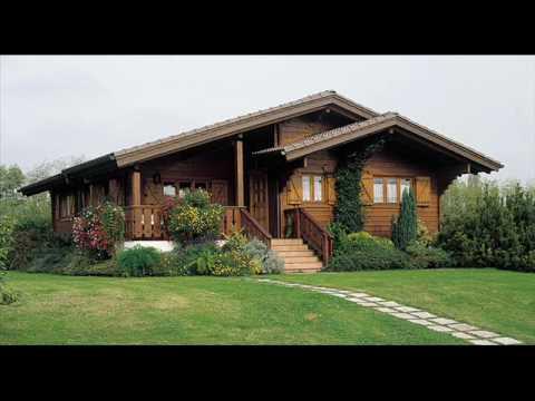 le case in legno