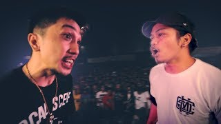 FlipTop - Sixth Threat vs Apekz @ Isabuhay 2019 Finals