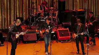 "THE WEEKLINGS FEAT MARSHALL CRENSHAW "" BEATLE TRIBUTE ""  04-23-2017"