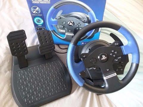 Gran Tursimo Sport PS4 Thrustmaster T150 Drift + Setup