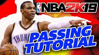 NBA 2K19 Passing Tips & Tutorial | Skip Passes, Alley Oops, Flashy Passes and More!