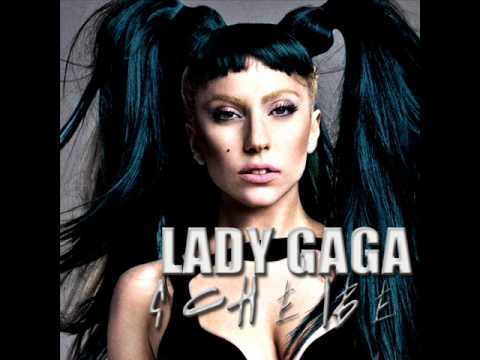 Lady Gaga - Scheiße ( Real 100% Official Instrumental)