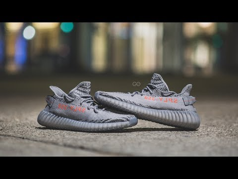 size 40 a1279 55b23 Adidas Yeezy Boost 350 V2 Beluga 2.0 Unboxing and Review ...