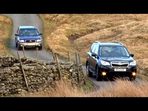 New Subaru Forester UK review 2013