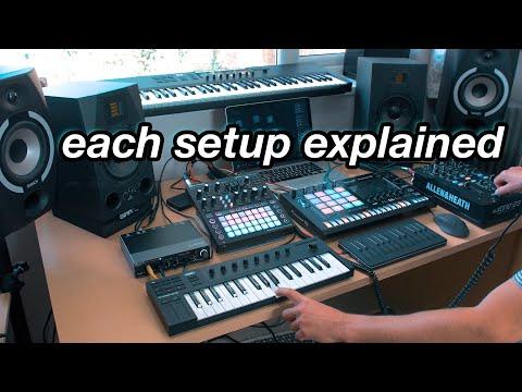 5 Live Performance Setups for Electronic Music (w/ Steinberg UR24C)