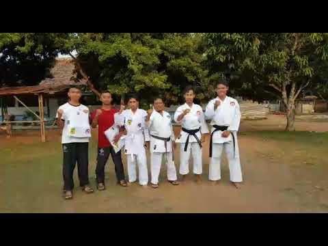 Karate ponpes Nurul Chalik BTA Bungin