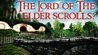 A New Epic 'Lord of The Rings' Mod for Skyrim With 30 Hours of Playtime