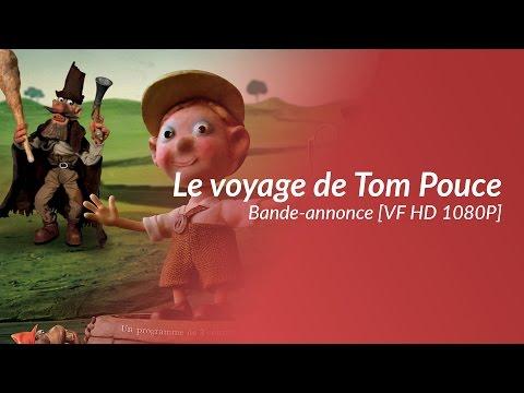 Le voyage de Tom Pouce - Bande-annonce [VF HD 1080P]