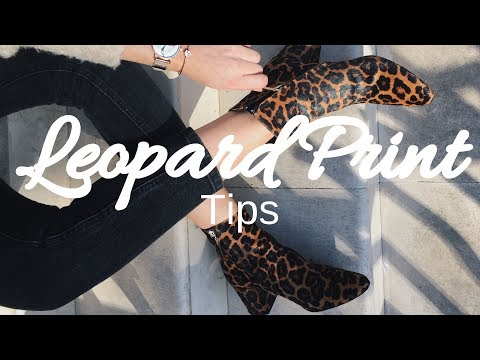 Download Tips for Buying and Styling Leopard Print | Peexo HD Mp4 3GP Video and MP3