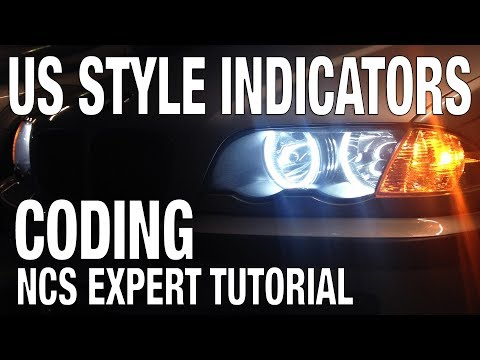 U S  Turn Signals to Euro Style Turn Signals Conversion And
