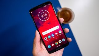 Motorola Moto Z3 Review: The Bleeding Edge Paradox