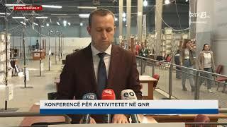 Drejtpërdrejt - Konferencë për aktivitetet në QNR 22.10.2021