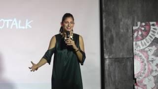 The journey to being Paid To Talk. | Kubra Sait | TEDxSJCBangalore