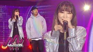 Gambar cover [MU:CON] JENYER - Hello, 전지윤(feat.mxxg) - 저기요 20171007