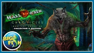 Halloween Chronicles: Monsters Among Us Collector's Edition video